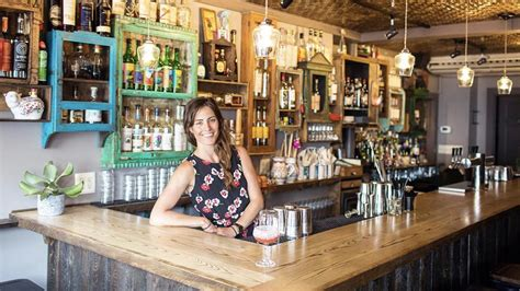 Going 10 Rounds with Award-Winning Bartender Ivy Mix