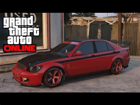 GTA 5 Online - How to Find a Karin Sultan RS - YouTube