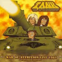 Tank - War Of Attrition Live 1981: Expanded Edition (2006