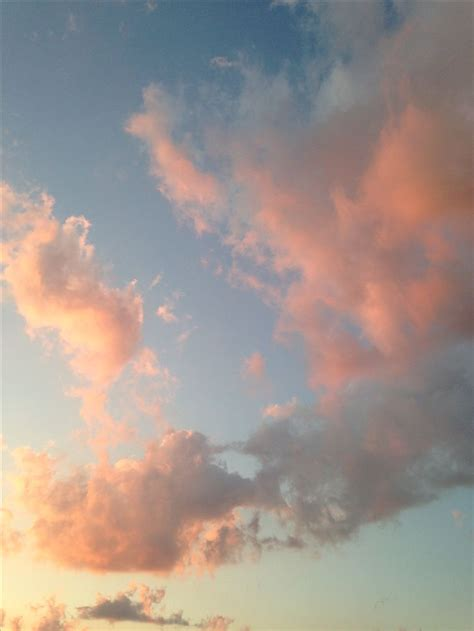 Cotten candy clouds   Sky aesthetic, Clouds, Sky and clouds