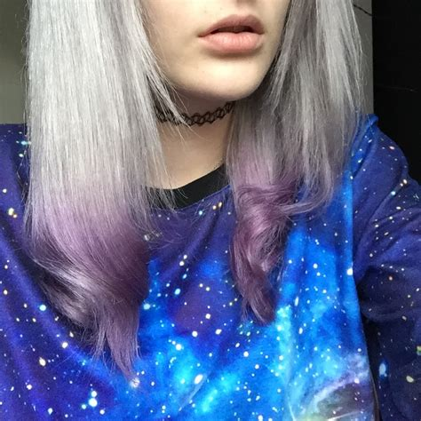 L'Oreal Colorista Washout in Lilac// Hair update and