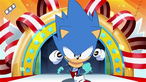 Sonic Mania Pre-Order Trailer and Opening Animation