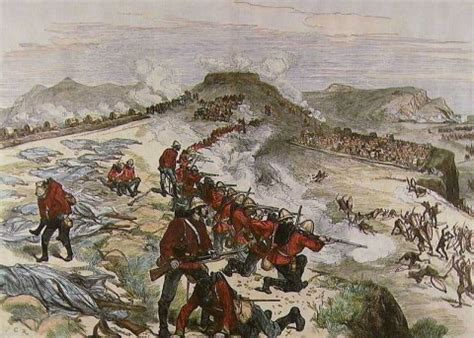 History and Timeline of the Anglo-Zulu War, 1879