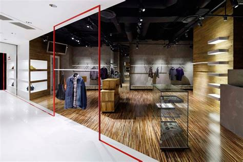 moment design: 'and a', clothing store in yokohama