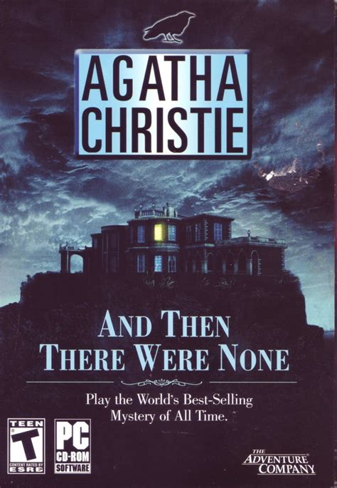 Agatha Christie: And Then There Were None (2008) Wii box