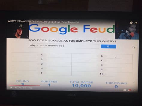 Problems With Fictional Characters | Random - Google Feud
