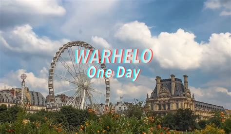 """[Interview & Video] """"One Day"""" - Warhelo - Upcoming Hip-Hop"""