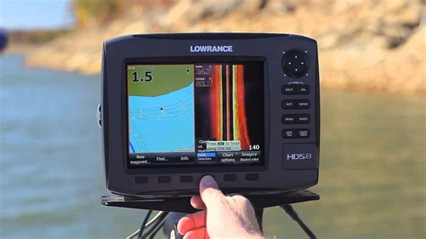 Lowrance HDS Gen2 - Overview - YouTube