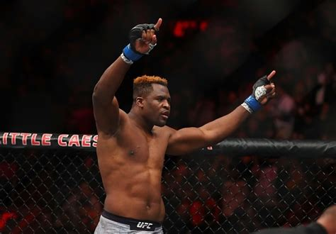 'Now they've got a star': Francis Ngannou backed to bring