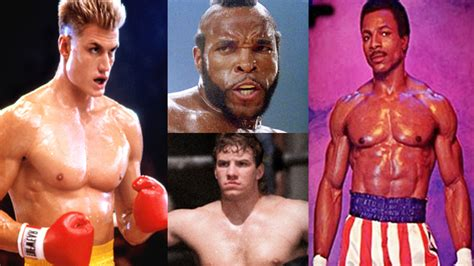 Are Rocky's opponents the true heroes of the Rocky