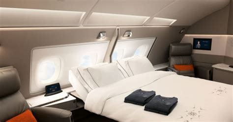 Tomorrow's Airplane Cabins Could Be More Luxurious Than