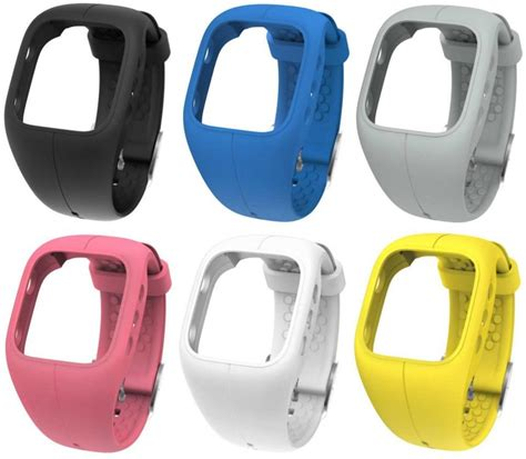 Polar A300 Replacement Sports Running Rubber Wrist Strap