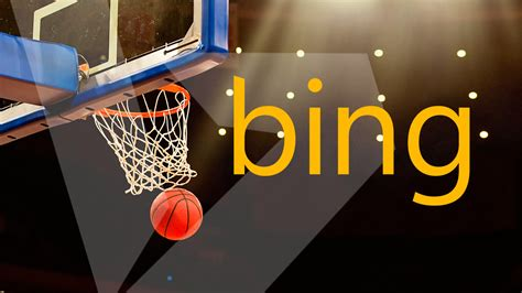 Bing Partners With NCAA, Will Predict March Madness Games