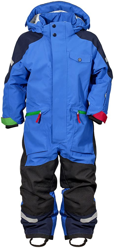 Didriksons Ale Kid's Coverall   InTheSnow