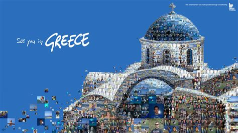 See you in Greece (Up Greek Tourism: Santorini