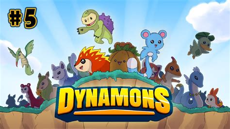 Dynamons 2 (by KIZI Games) inspired by Pokemon Android