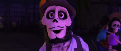 """Gustavo, personnage dans """"Coco"""""""