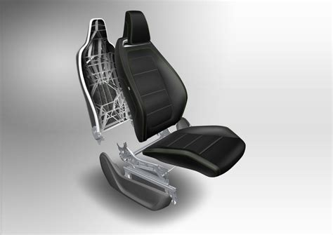 New seating technologies: the future of lightweight