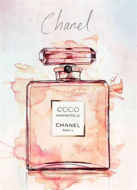 Stylish New Obsession: Watercolor in 2020   Coco chanel