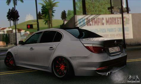 BMW M5 Stanced for GTA San Andreas