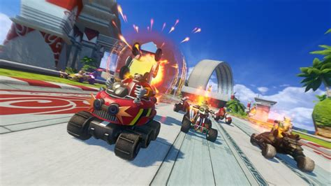 Sonic & All-Stars Racing Transformed (PS3 / PlayStation 3