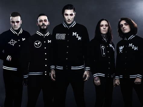 Motionless In White live in Hamburg am 2