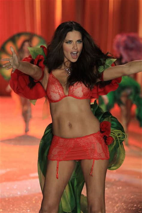 In the ring with Angel Adriana Lima: fitness secrets and