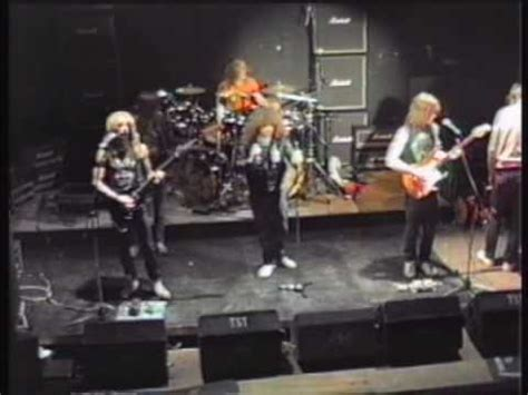 Exodus - And Then There Were None (soundcheck 1985) - YouTube