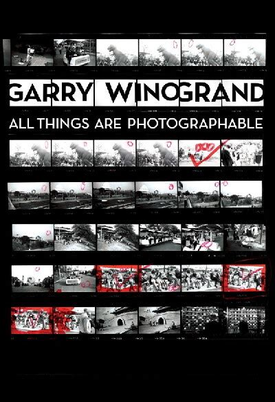 Garry Winogrand: All Things Are Photographable - Filmoteket