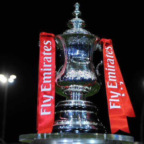 FA Cup Draw 2018 Schedule: 4th-Round Fixtures and Dates