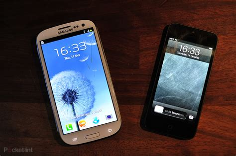 Apple iPhone 5 or Samsung Galaxy S III: Which is best for