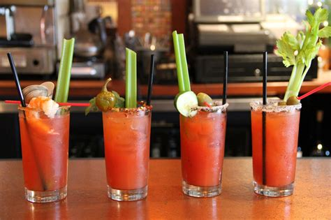 11 Restaurants That Serve The Best Bloody Mary In Illinois