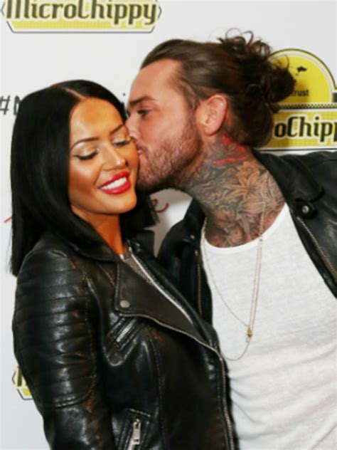 EXCLUSIVE! TOWIE's Pete Wicks gushes over new love Riah Read
