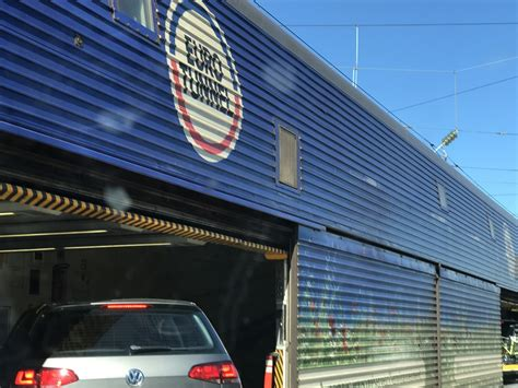 Have you ever tried the Eurotunnel? - Nadja's Germany