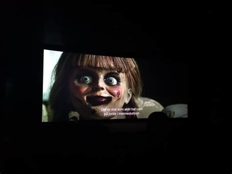 Annabelle Comes Home - Lappeteppet