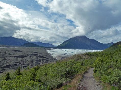 Root Glacier Trail - Hikers-Paradise