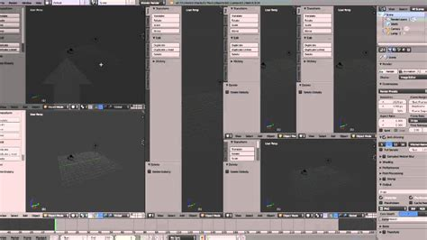 Blender Viewer Windows - How to Collapse, Join, Close Tabs