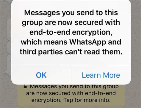 Using WhatsApp To Send Encrypted Messages - Download and
