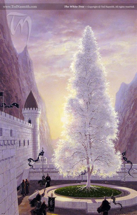 White Tree of Gondor | The One Wiki to Rule Them All
