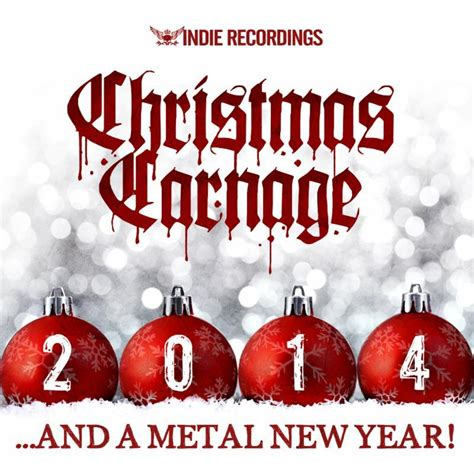 Indie Recordings Releases Christmas Carnage | Ghost Cult