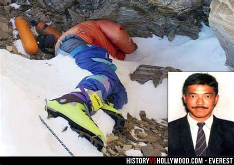 The Everest corpse known as Green Boots is believed to be