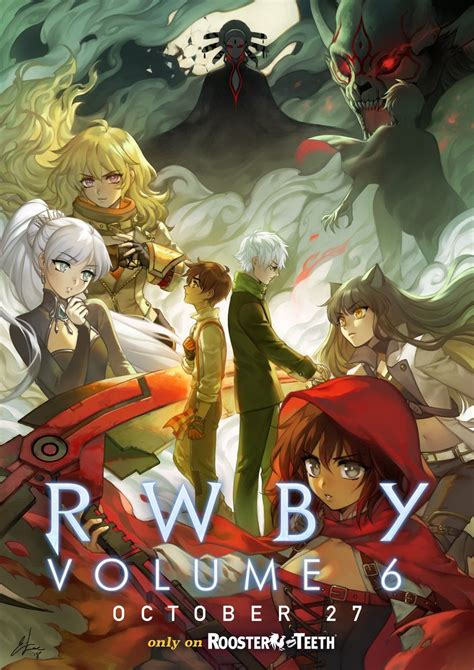 'RWBY' Volume 6 NYCC 2018 Panel Reveals New Details and