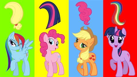 Wrong Tails My Little Pony - YouTube