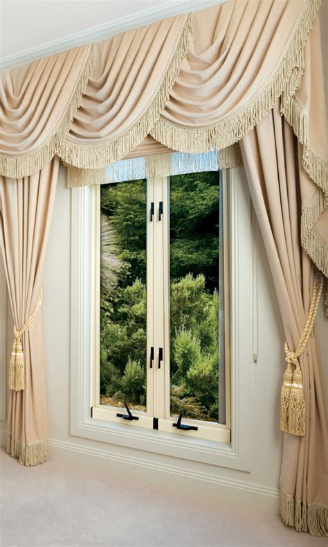 Swags and Tails | Dollar Curtains + Blinds