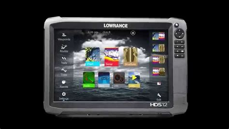 Lowrance Launch New HDS-7, HDS-9 and HDS-12 Gen3 for 2015