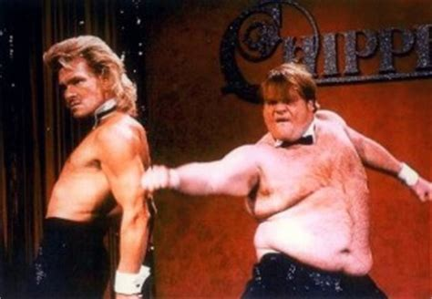 Lunch Lady Chris Farley Famous Quotes