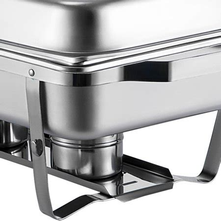 BestEquip Chafing Dish Set of 4 Stainless Steel Chafer
