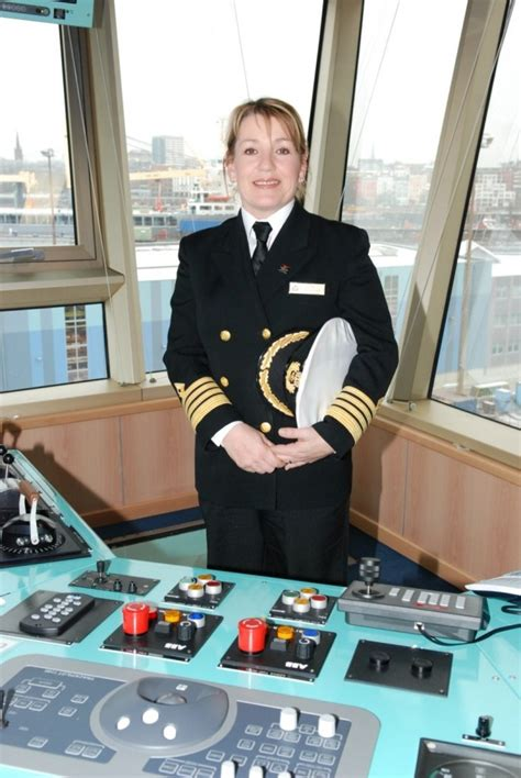Cunard welcomes its first ever lady captain - Cruise