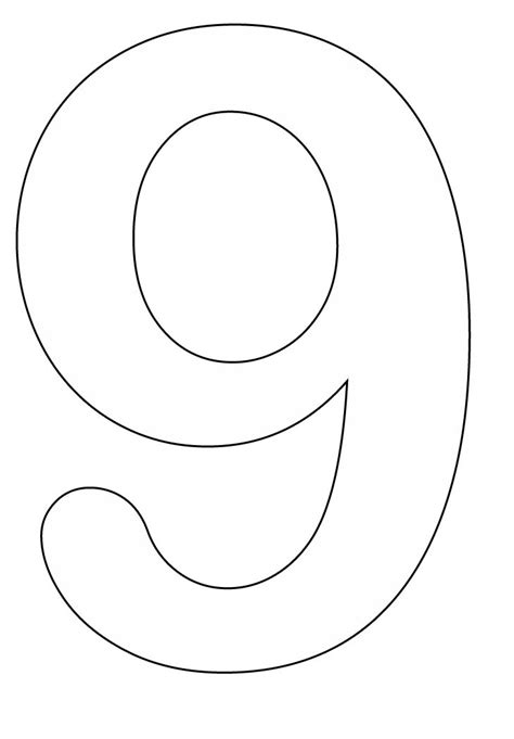 numbers to color | Coloring Pages