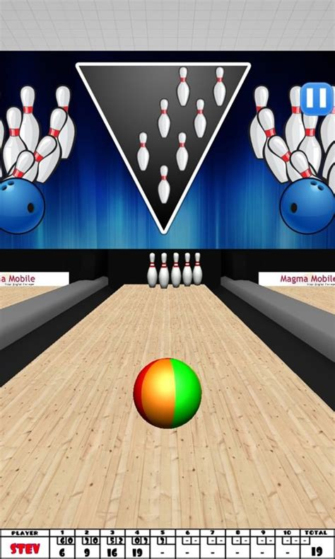 Casual bowling duo based on Unity 3D engine